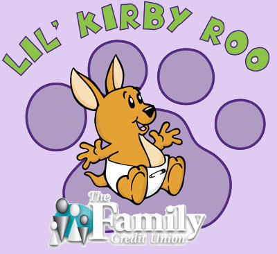 The Family Credit Union Loves Lil' Kirby Roo!!!